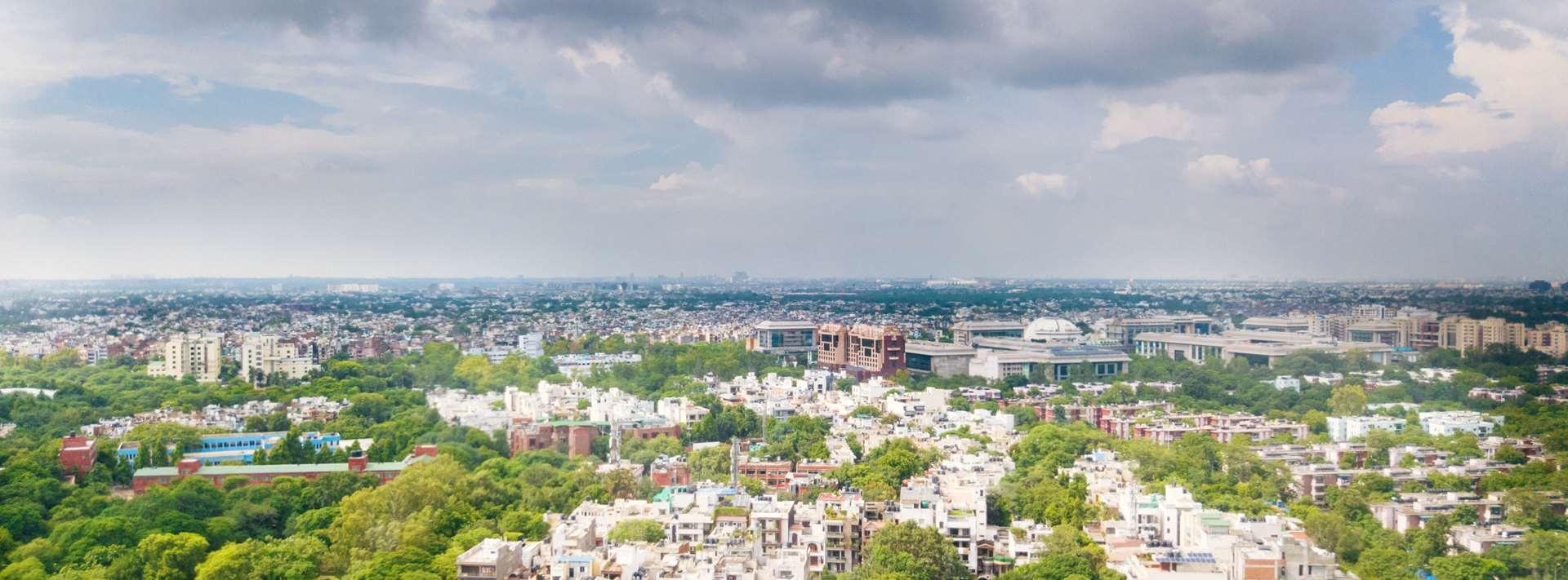 Cheap flights from London (LON) to Delhi (DEL) | Netflights