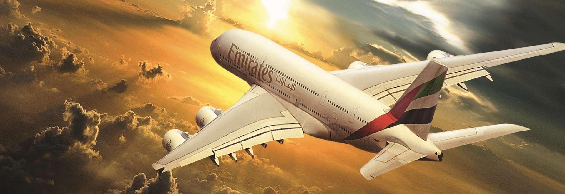 Emirates flights | Netflights