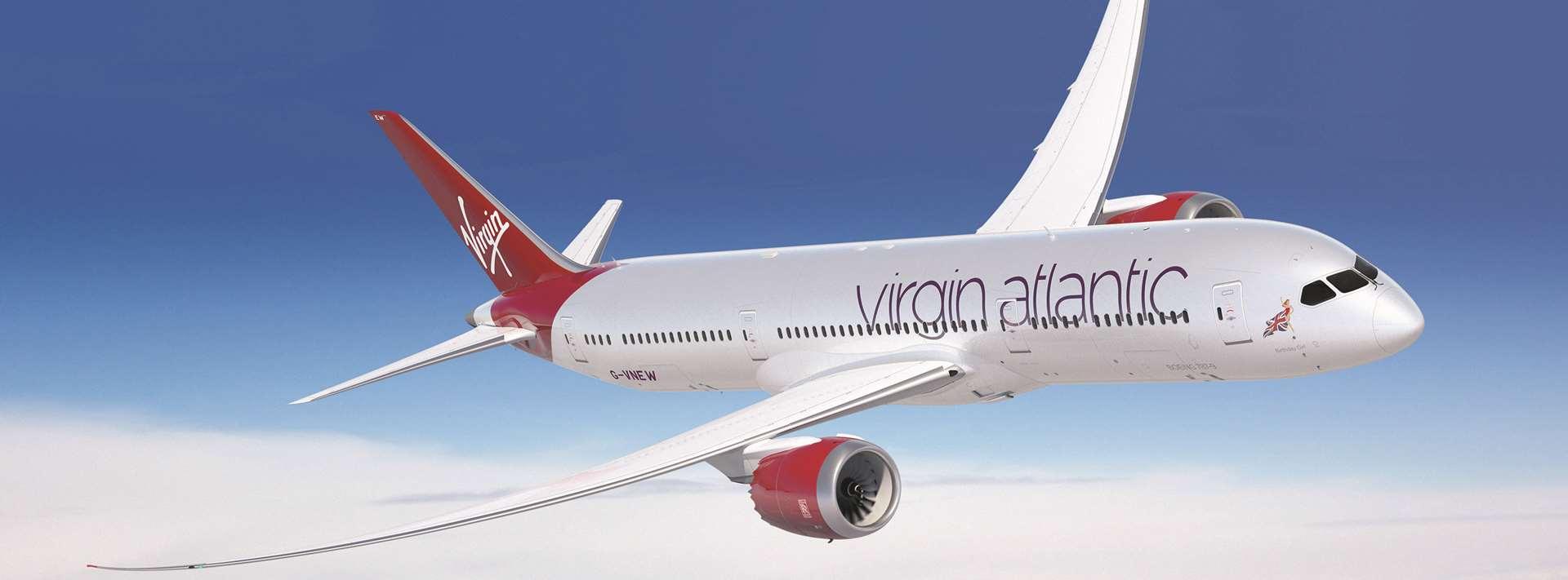 Virgin Atlantic flights | Netflights