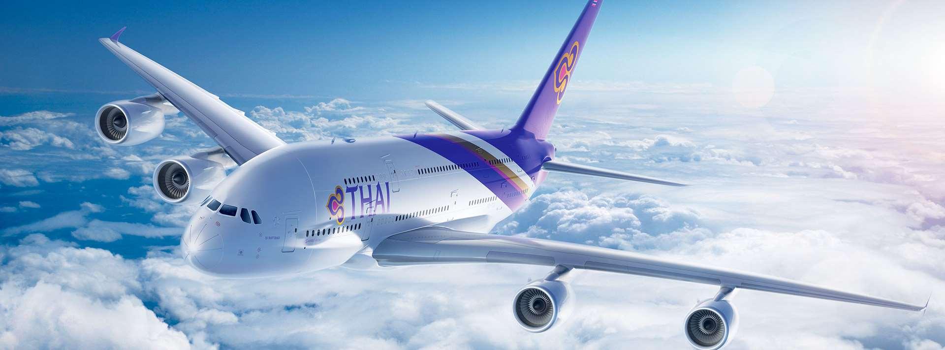 Thai Airways International flights | Netflights