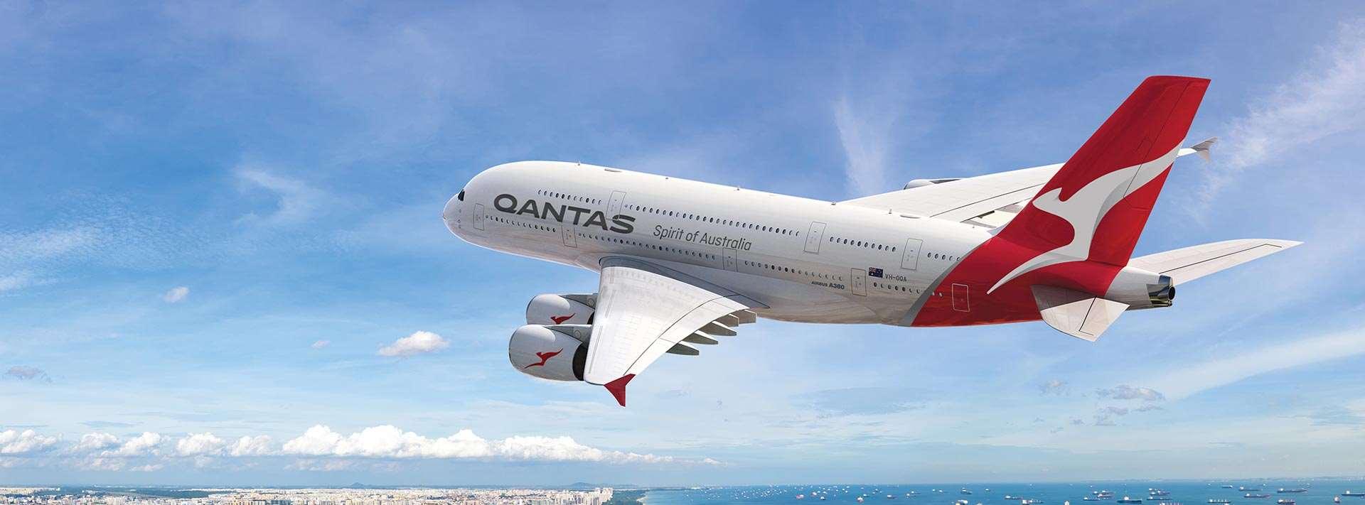 Qantas flights   Netflights