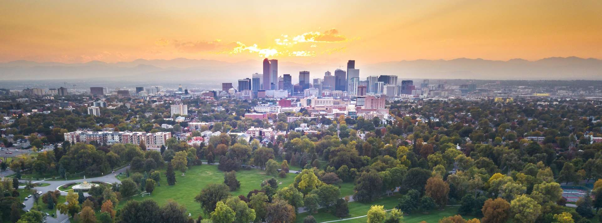 Cheap Flights From Manchester To Denver